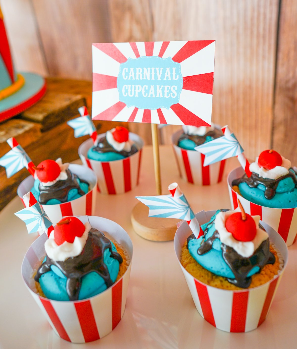 Backyard Carnival Party Theme Summer Party Ideas